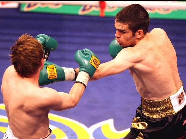 Bernard Dunne views Kiko Martinez as a stepping stone to a world championship bout