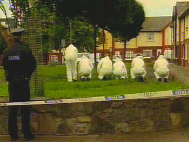 Gardaí - Investigation into Coombe explosion