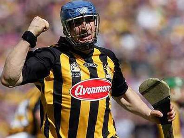 Kilkenny's Willie O'Dwyer scored 2-03 at Croke Park today