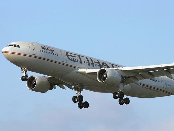 Etihad Airways - Now flying non-stop between Dublin and Abu Dhabi