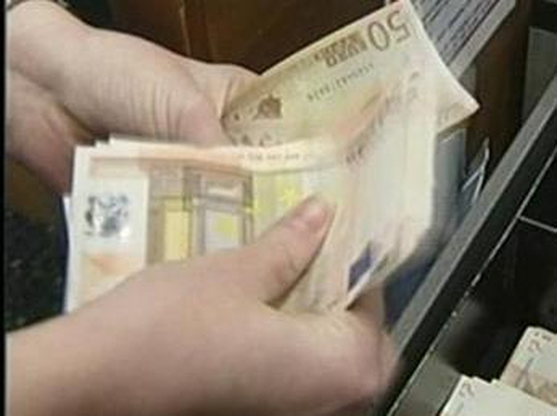 Euro - New record against sterling