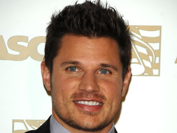 Lachey - Laughs off incident