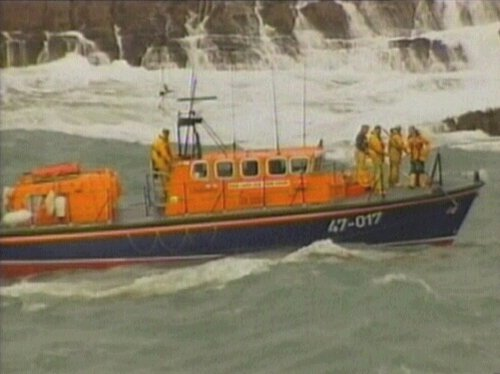 Dunlough Bay - Drugs boat got into difficulty