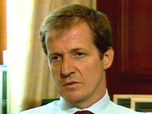 Alcohol Misuse - Alastair Campbell