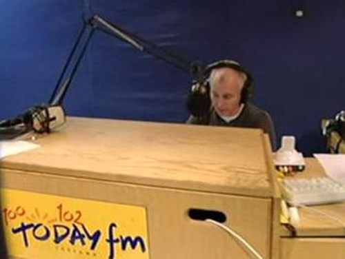 Today FM - Downturn sparks pay cut decision