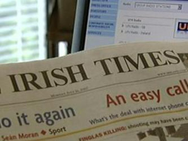 Irish Times - Breach 'inadvertent'