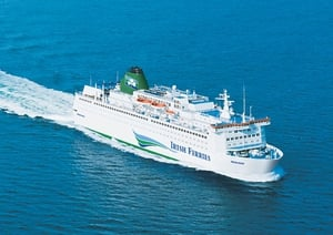 Irish Ferries owner ICG says its operating profits for 2014rose by 9% to €32.7m