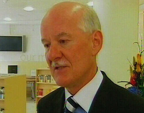 Patrick Neary - Will retire on 31 January
