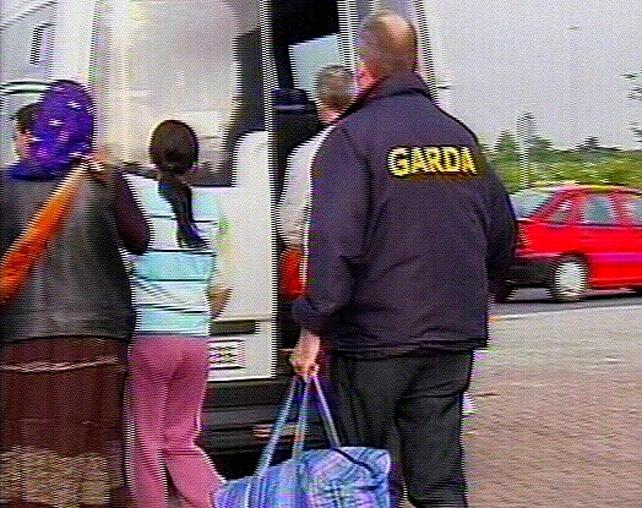 National Immigration Bureau - Supervised the departure