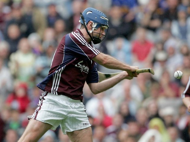 Galway's Richie Murray scored the game's opening goal