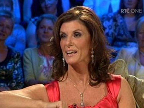 Linda Martin - On the jury which chose the six Eurosong finalists