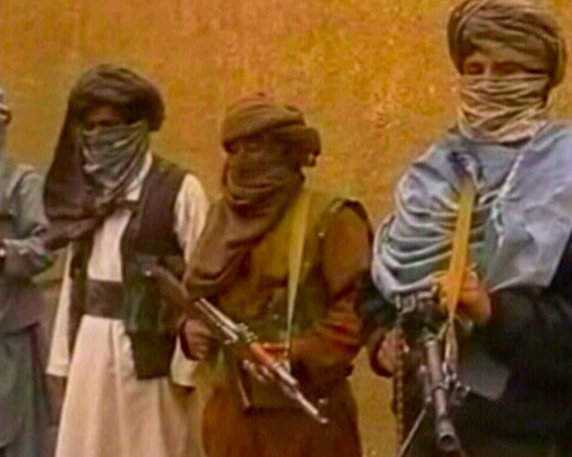 Taliban - Attack on police post