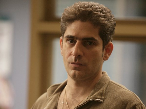 Imperioli - Joining all-star cast