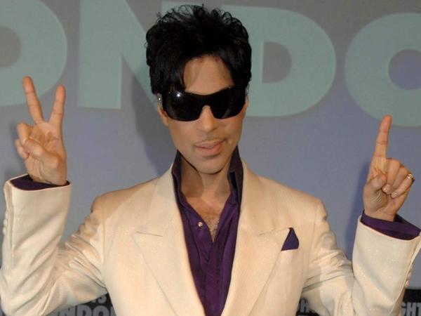 Prince - Will play Croke Park in June