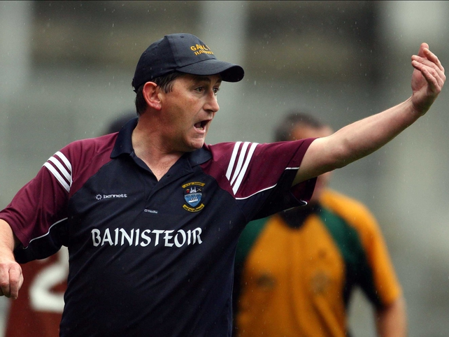 Seamus Qualter's Westmeath fell to UCD this afternoon