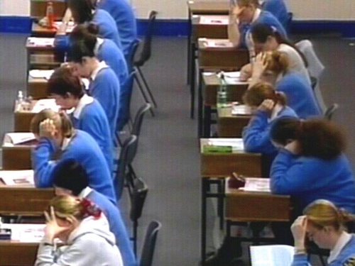 Exams - More student diversity