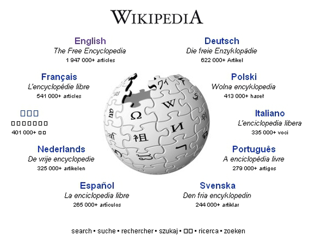 Wikipedia - Won a landmark ruling
