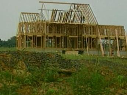 US housing starts - Weaker than expected figures