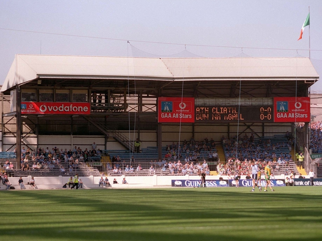The Nally Stand, August 2002.