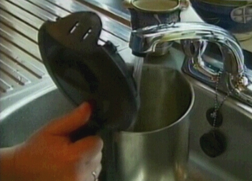 Tap water - Now safe to drink in Galway