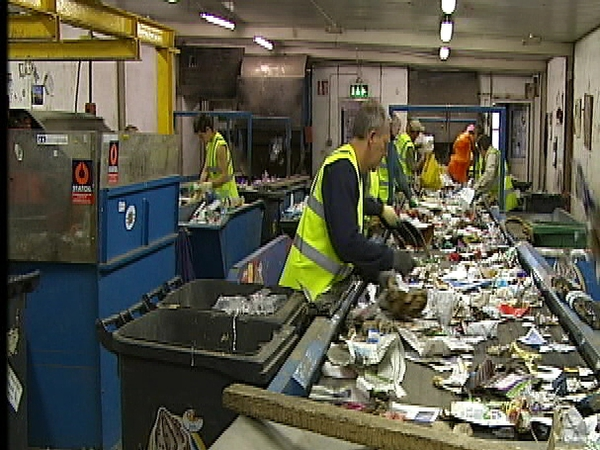 Recycling - Public overestimate levels