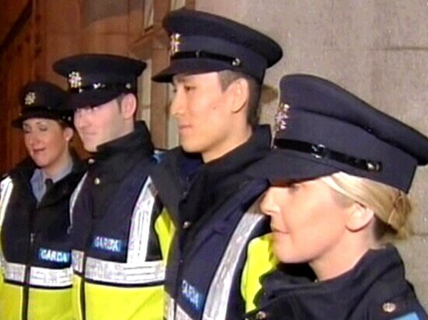 Garda Reserve - Turban would make no difference - Cuffe