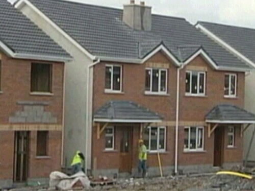 New homes - 1,292 homes registered
