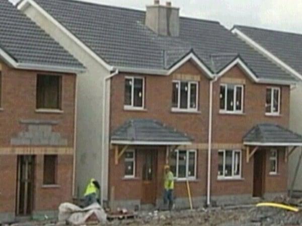 New homes - 1,292 homes registered