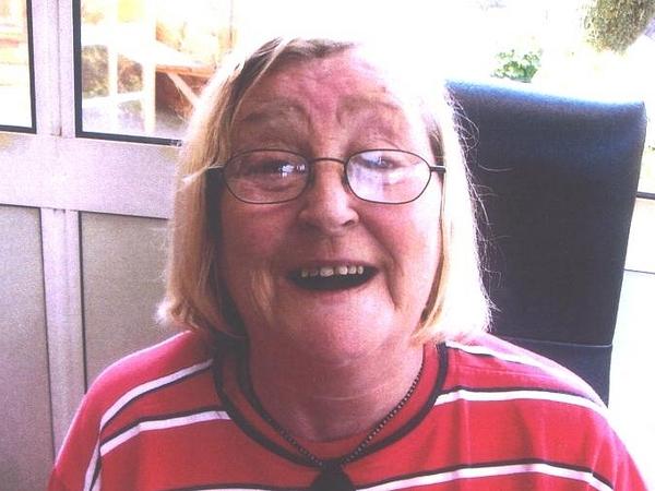 Bernie Gavan - Appeal for missing woman