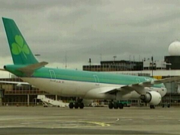 Aer Lingus - Four flights affected by Italian strike