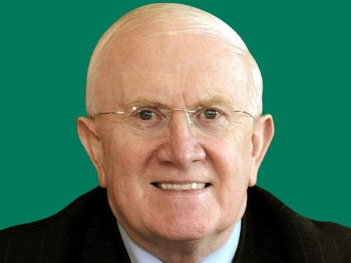 Pat 'the Cope' Gallagher - Wants restrictions lifted on island fishing communities