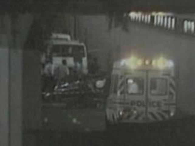 Paris - Scene of 1997 crash