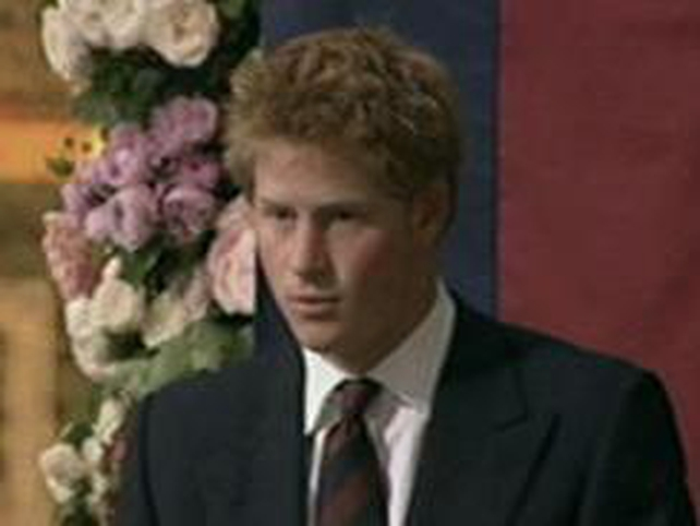 Prince Harry - Spoke about his mother at today's ceremony