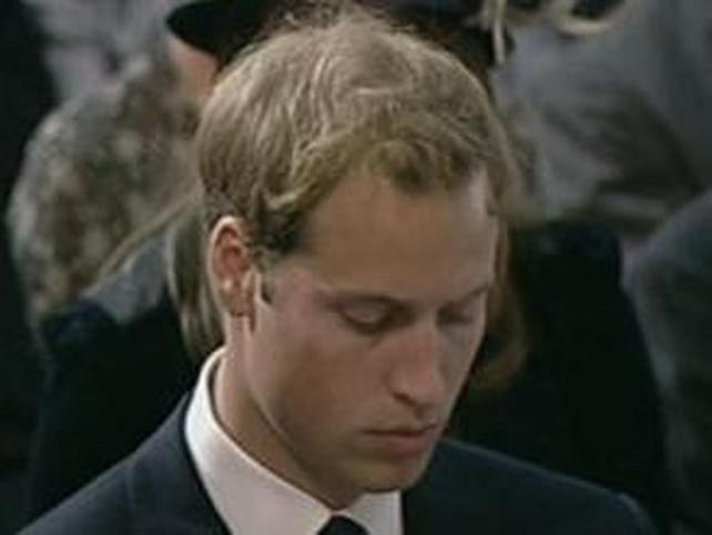 Prince William - Oversaw arrangements with his brother Harry
