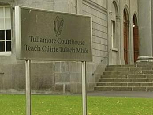 Tullamore District Court - Man charged with firearms offences