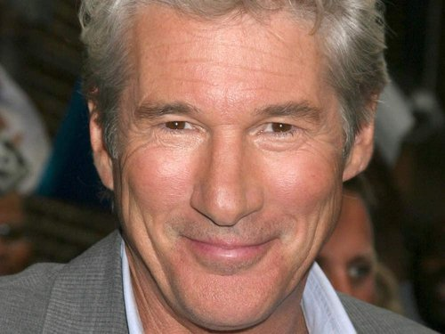 Gere - Wants Olympics boycotted