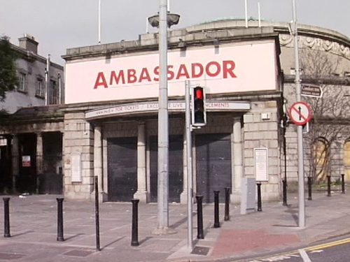 Ambassador - Library plans approved by Dublin City Council