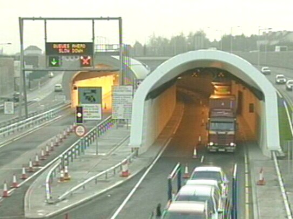 Port Tunnel - Swords to city centre route will take 35 minutes