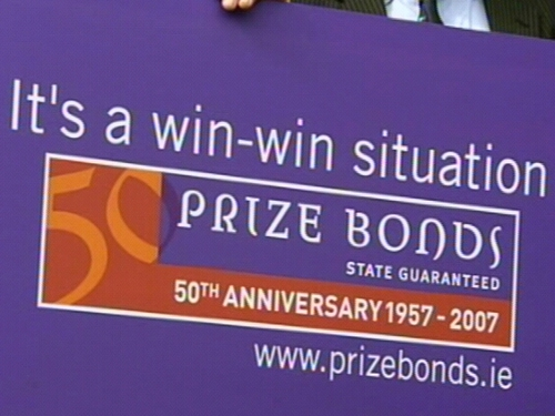 Prize Bonds - New annual draw introduced