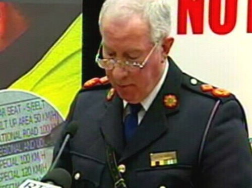 Fachtna Murphy - Named as new Garda Commissioner