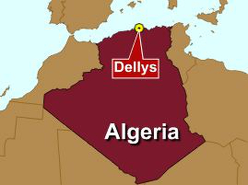 Dellys - 100km east of Algiers