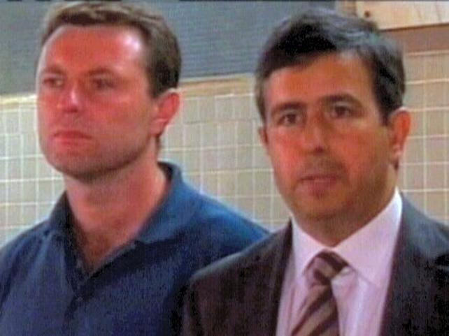 McCann and De Abreu - Lawyer says 'no bail conditions'