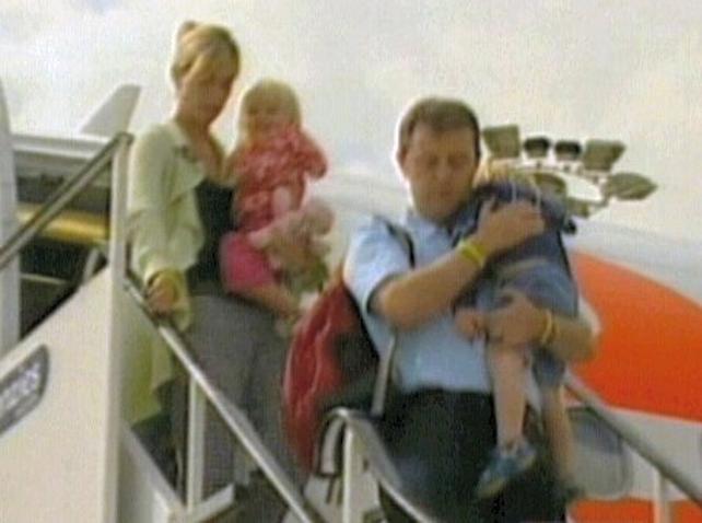 McCanns - At East Midlands Airport