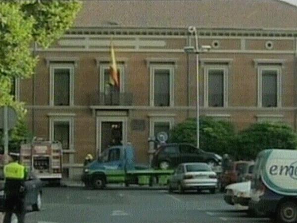 Logrono - Faulty detonator in ETA bomb