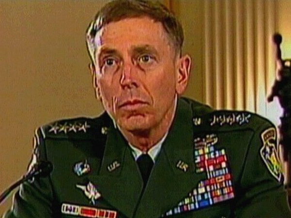 General David Petraeus - Second day of testimony