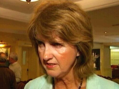 Joan Burton - Hopes people will look beyond Tribunal events