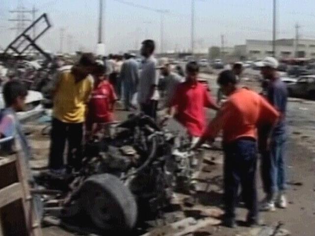 Baghdad - Six died in separate bombings