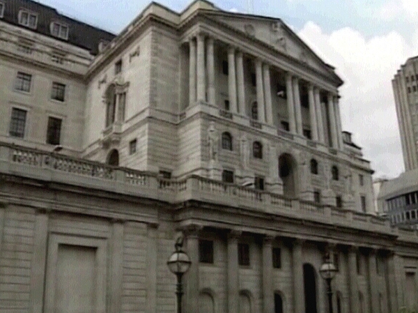 Bank of England - UK expecting inflation rate to soar