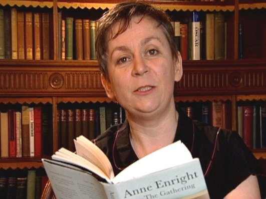 Anne Enright, Writer and  Man Booker Prize Winner