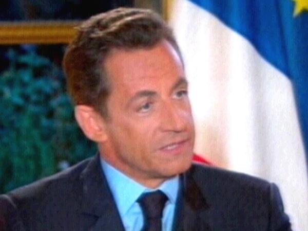 Nicolas Sarkozy - Controversial pension reform plans